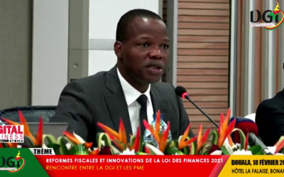 La Direction générale des Impôts fait confiance à ICT Media STRATEGIES pour le live/Streaming de ses évents